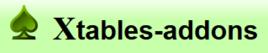xtables-addons Logo